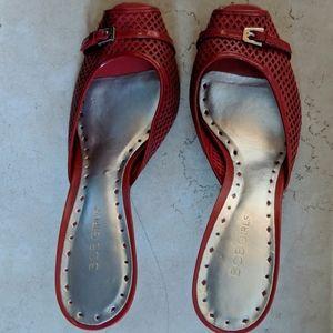 BCBGirls Red Heels